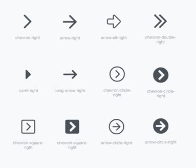 FA5 Icons