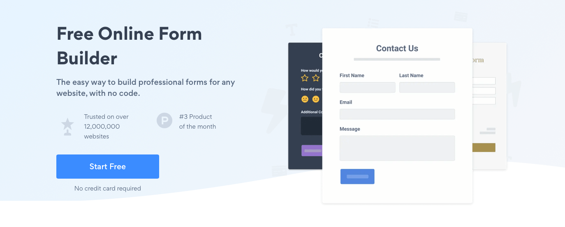 Free Form Builder