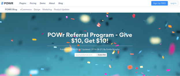 POWR Referral