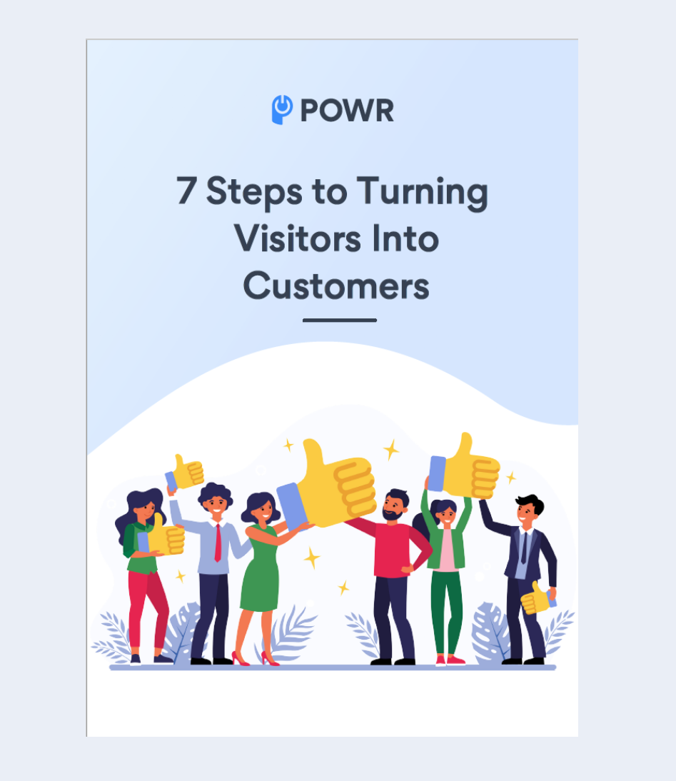 POWR_eBook_screenshot_7_Steps_to_Turing_Visitors_Into_Customers